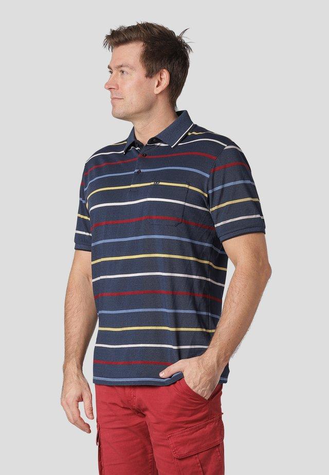T-shirt - bas - dk.navy