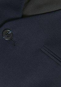 Matinique - BRECK STRETCH - Suit waistcoat - navy blazer - 8