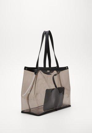 SET - Tote bag - schwarz