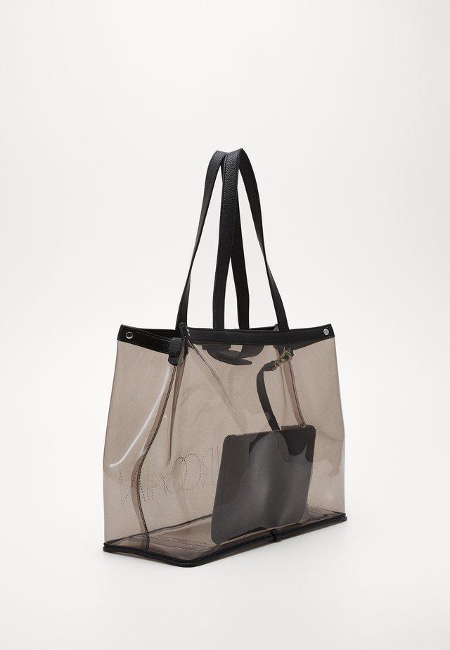 SET - Shopping Bag - schwarz