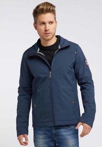 Mo - Light jacket - marine - 0