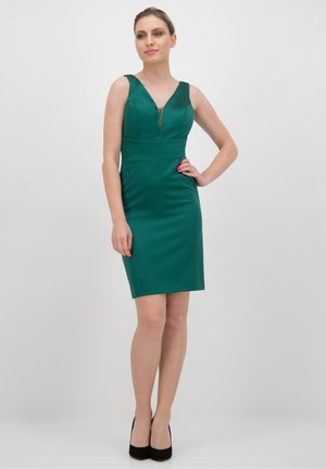 Shift dress - grün