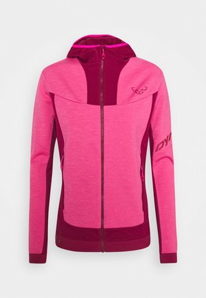 PRO THERMAL HOODY - Fleece jacket - flamingo