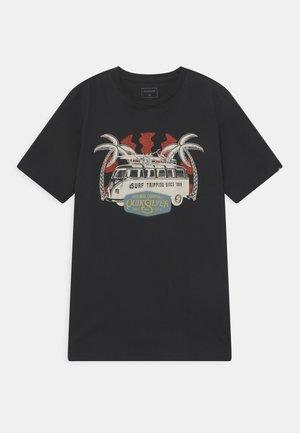 MAGIC VAN - T-shirt imprimé - black