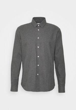 FLECKED - Shirt - gris chiné