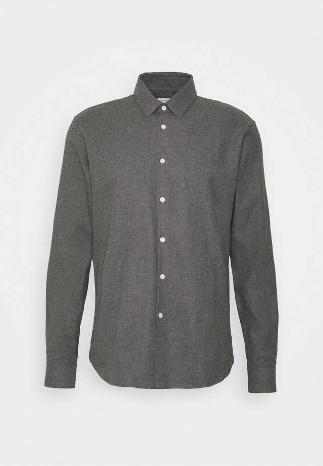 FLECKED - Shirt - gris chiné