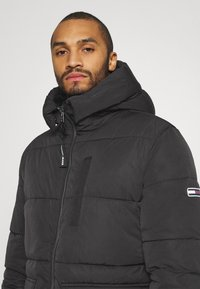 Tommy Jeans - CASUAL PUFFER - Winter coat - black - 3