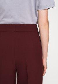 BLANCHE - JELINE PANTS - Pantalon classique - cocoa - 5
