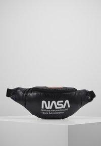 Urban Classics - NASA SHOULDERBAG - Bum bag - black - 0