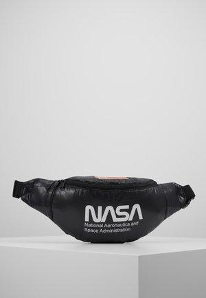 NASA SHOULDERBAG - Marsupio - black