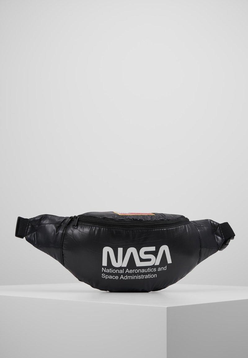 Urban Classics - NASA SHOULDERBAG - Bum bag - black