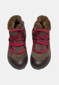 Camper - PEU PISTA  - Lace-up ankle boots - gray - 1