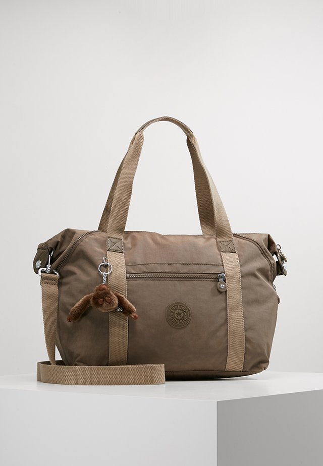 ART - Tote bag - true beige