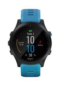 """Garmin - GARMIN GPS-LAUFUHR SET """"FORERUNNER 945 TRI BUNDLE"""" - Smartwatch - black - 0"""