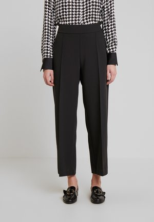TEODORA PANTS - Trousers - meteorite