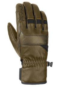 Reusch - Gloves - coffe brown - 2