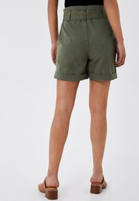 LIU JO - Shorts - sage - 2