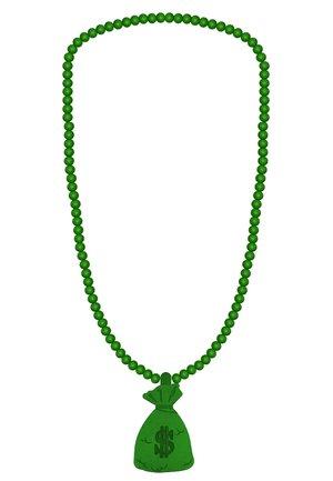 MONEY BAG - Necklace - green