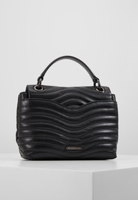 Rebecca Minkoff - MAB QUILT TOP HANDLE SATCHEL - Sac à main - black - 2