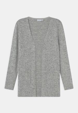 Neuletakki - grey melange