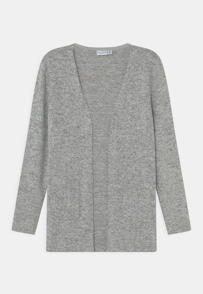 Name it - Cardigan - grey melange