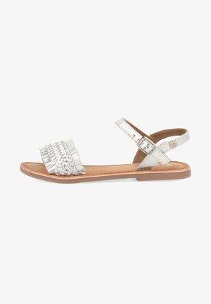SIRACUSA - Sandals - plata