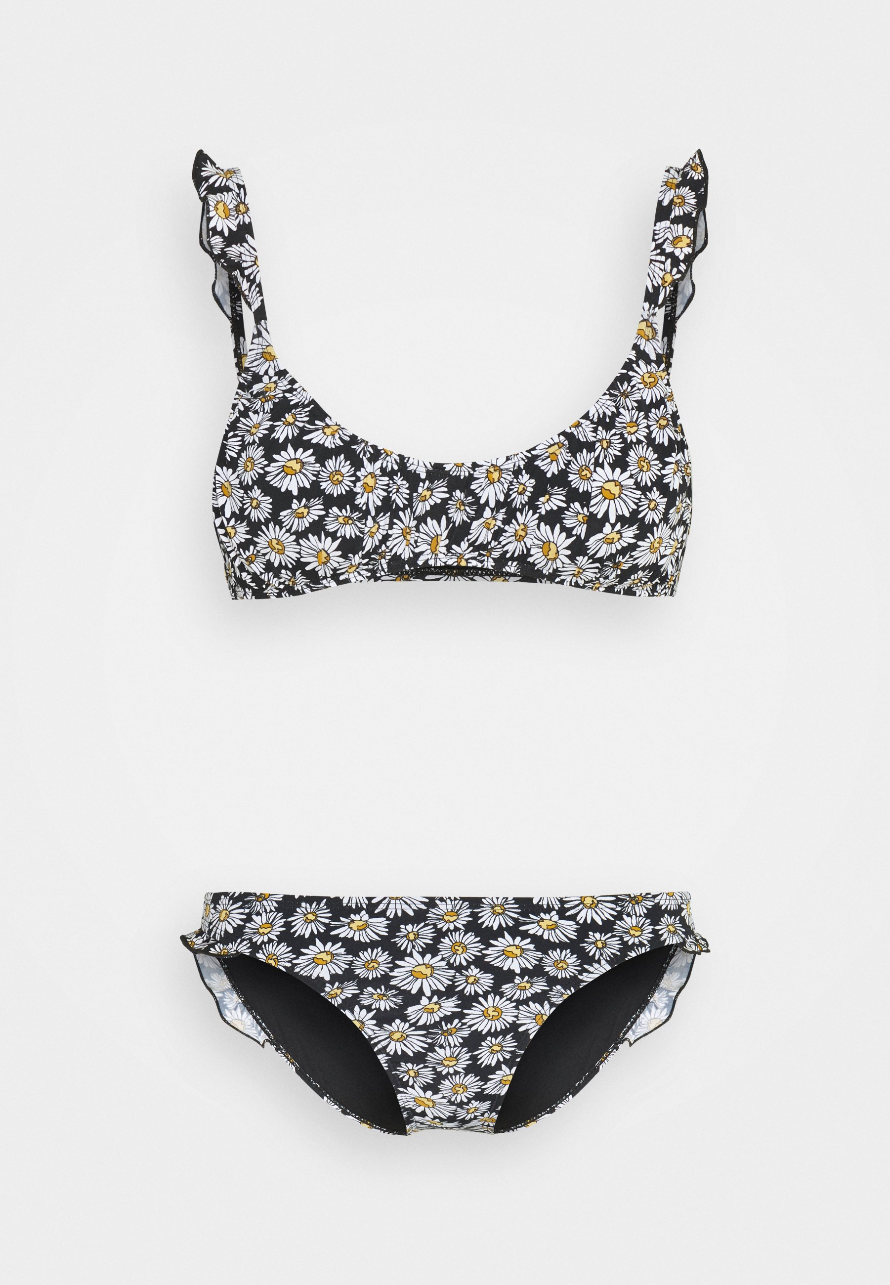 Women CROP BRALETTE FULL SET - Bikini
