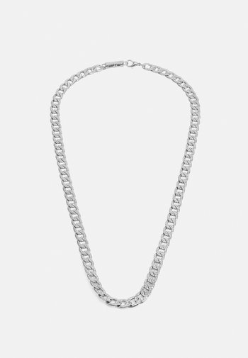 MAVERICK CHAIN NECKLACE - Necklace - silver-coloured