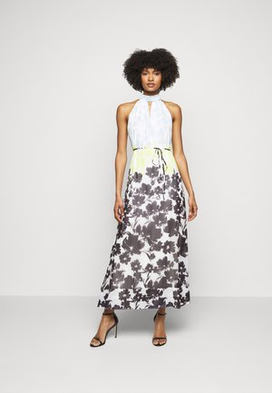 MORGAN SILHOUETTE DRESS - Maksimekko - blue/multi
