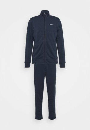 JCOZTERRY TRACK SUIT SET - Dres - navy blazer