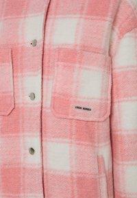 Local Heroes - TWIGGY JACKET - Summer jacket - pink - 2