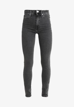 CKJ 010 HIGH RISE SKINNY  - Jeans Skinny Fit - stockholm grey