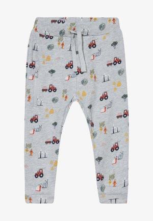 GORDON TROUSERS BABY - Teplákové kalhoty - grey