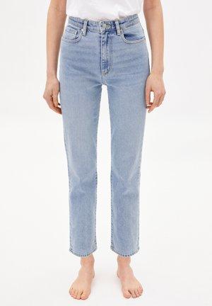 LEJAA - Straight leg jeans - easy blue
