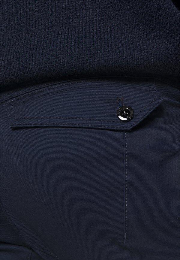 G-Star ZIP PKT 3D SKINNY - BojÓwki - bracket superstretch sartho blue/granatowy Odzież Męska WTLE