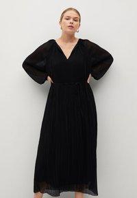 Violeta by Mango - DREAM7 - Maxi dress - schwarz - 0