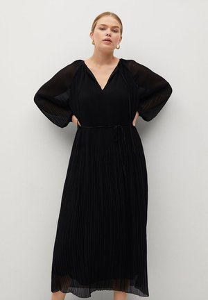 DREAM7 - Robe longue - schwarz