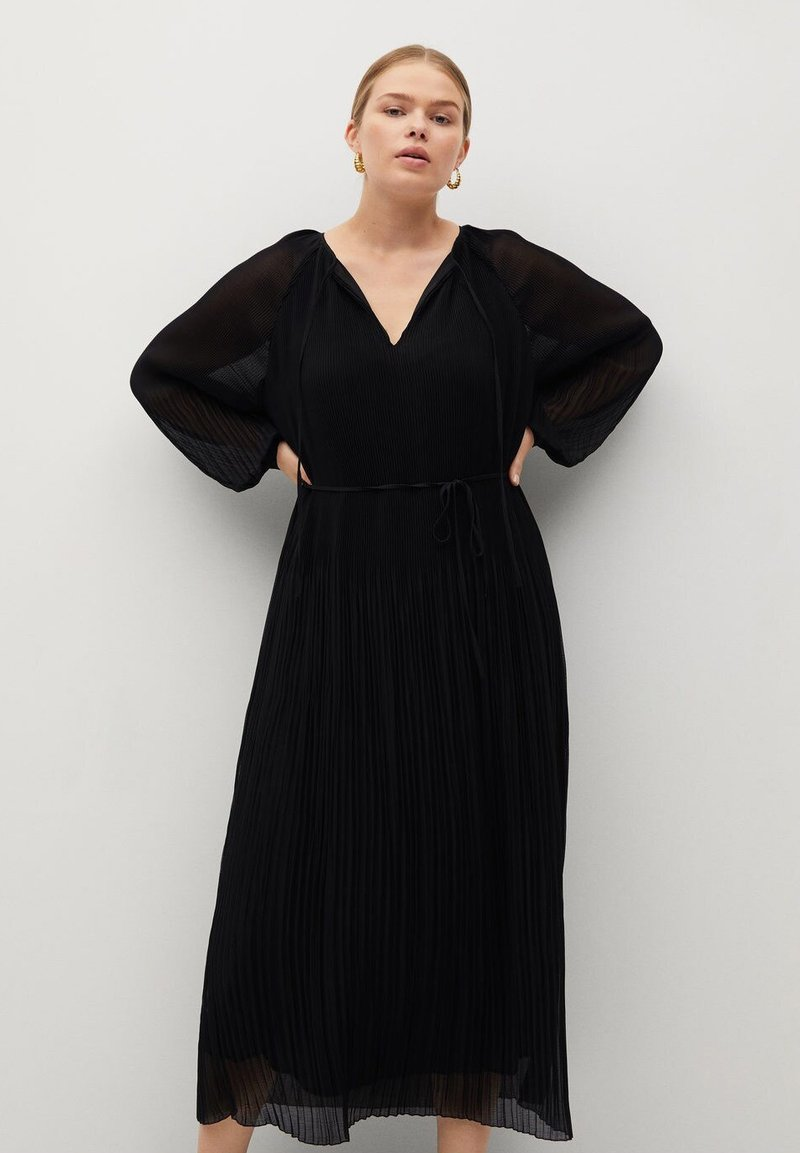 Violeta by Mango - DREAM7 - Maxi dress - schwarz