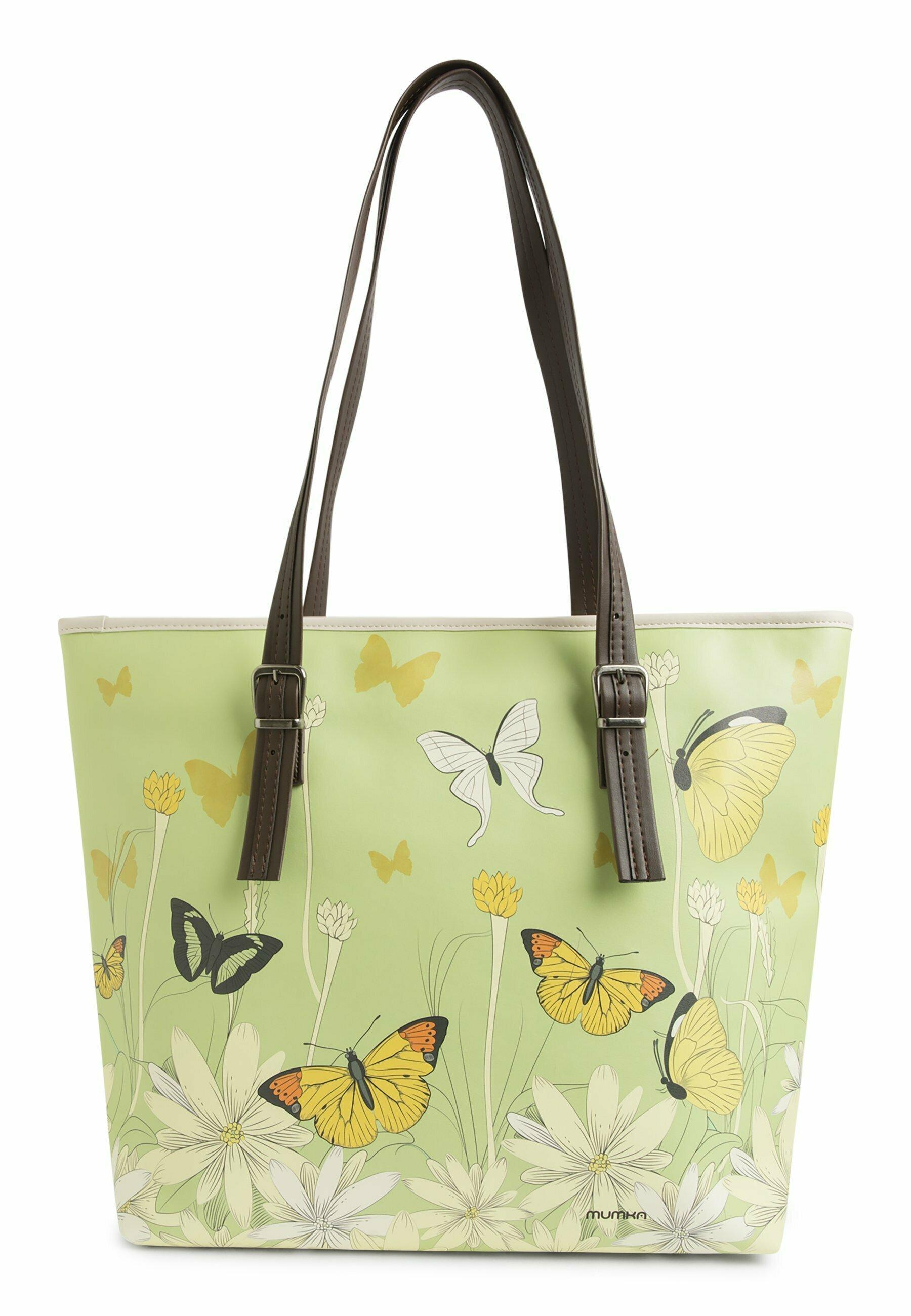Damen BUTTERFLIES - Shopping Bag