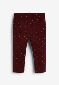 Next - SOFT TOUCH - Leggings - Trousers - dark purple - 1