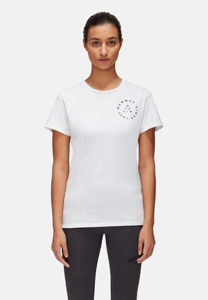 T-shirt con stampa - white prt2
