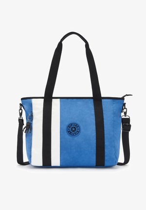 ASSENI S - Tote bag - aerial blue bl