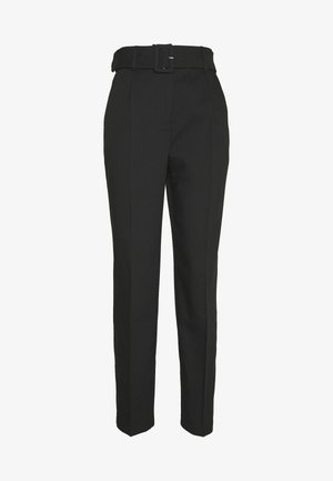 VMKRISTA HW CIGARET ANKLE PANT - Trousers - black