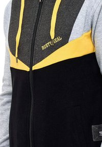 Rusty Neal - Zip-up hoodie - anthrazit - 1