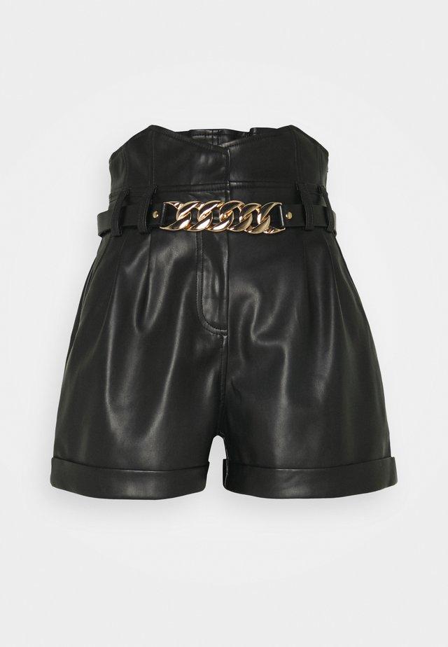 Szorty - black