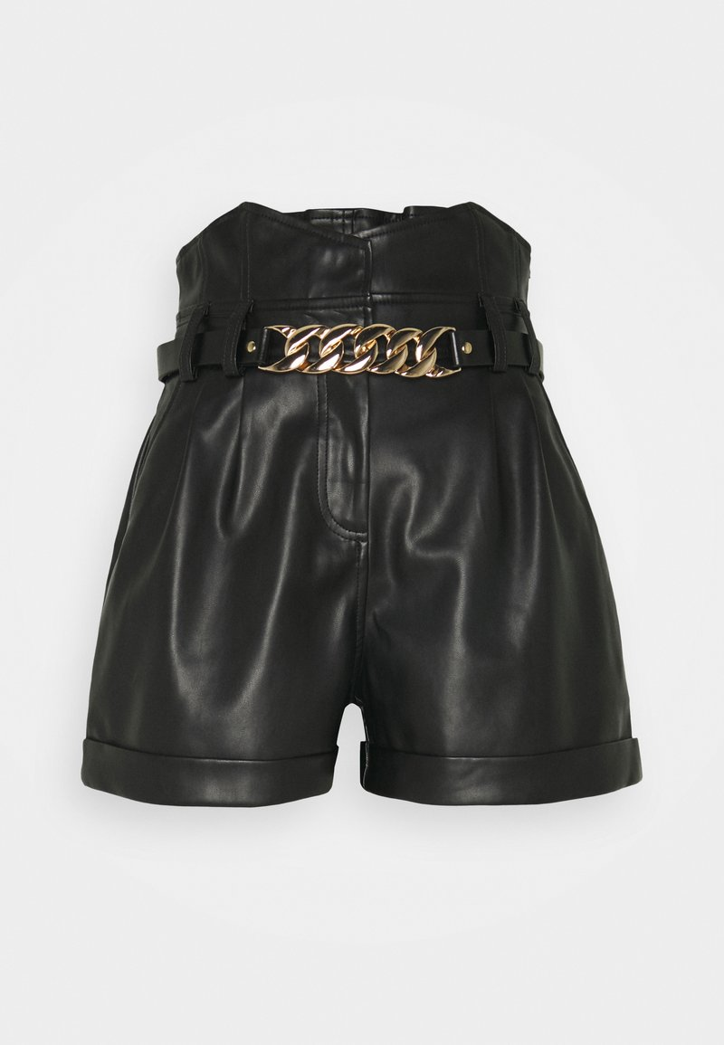 River Island Petite - Shorts - black
