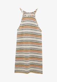 PULL&BEAR - Jumper dress - mottled beige - 4