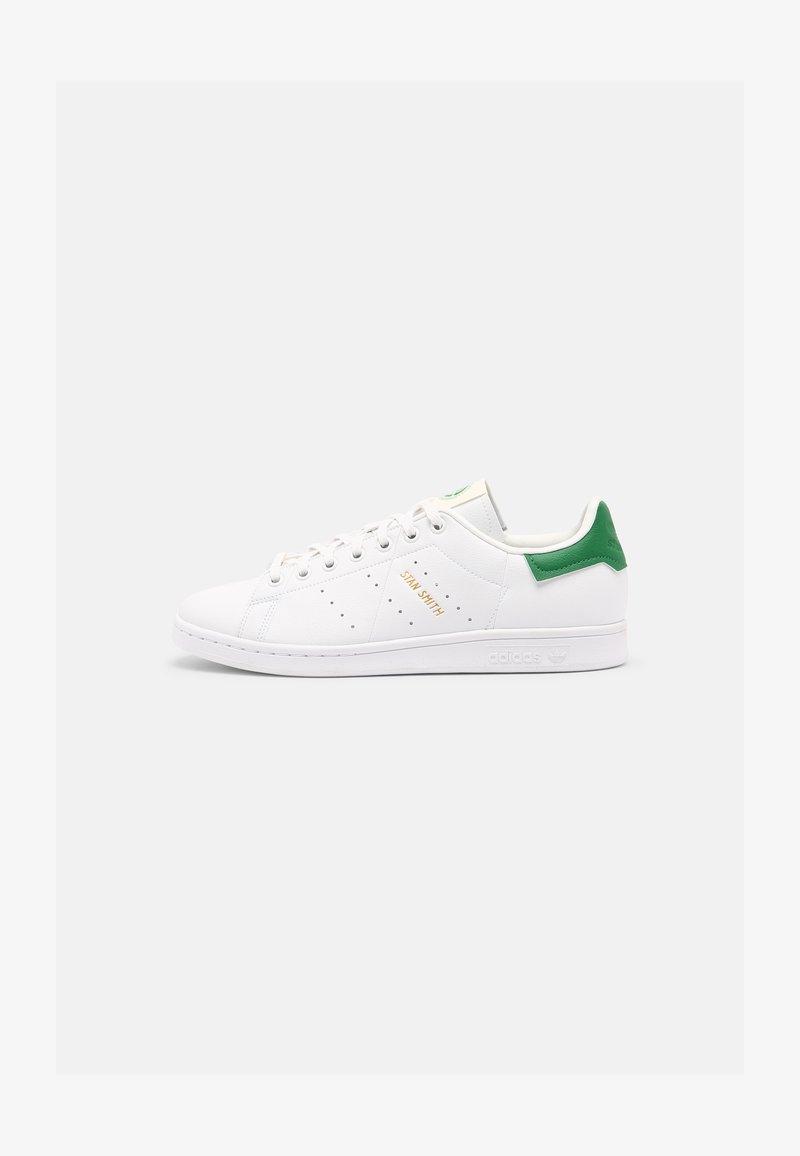 adidas Originals - STAN SMITH PRIMEGREEN SHOES - Sneakers - white/green