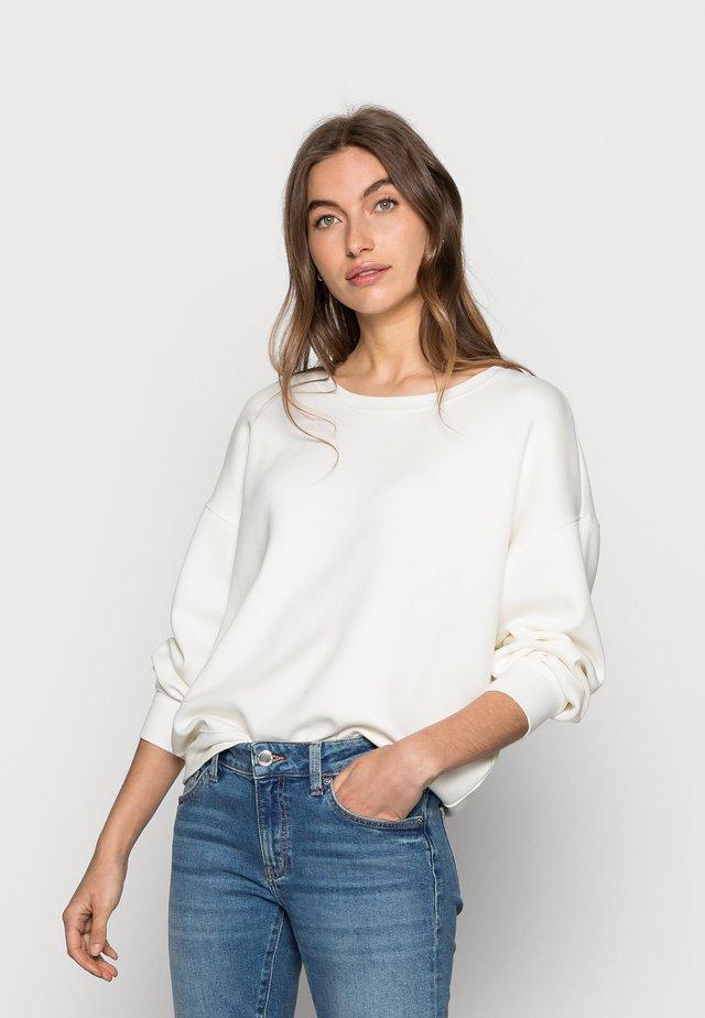 IMA - Sweatshirt - egret