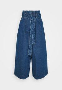 Gestuz - DEAGZ GAUCHO  - Relaxed fit jeans - denim blue - 3